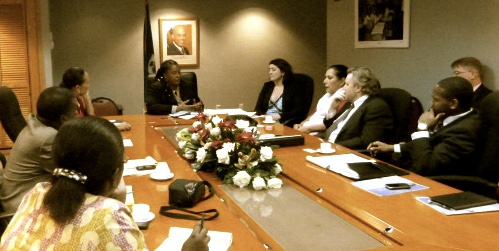 The Warnath Group Invited to Haiti to Advise Government Leaders on Content of Draft of New Haitian Anti-Trafficking Law