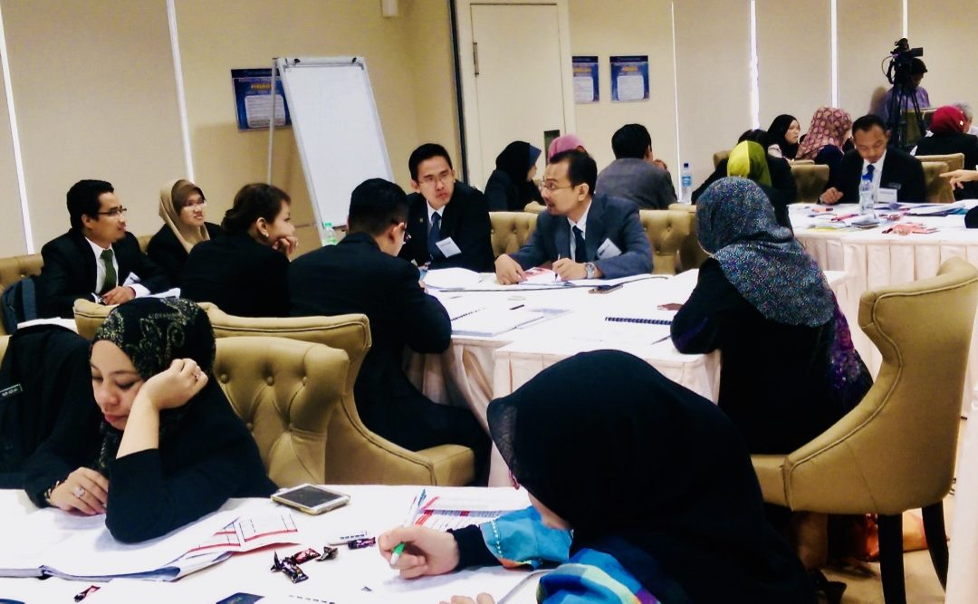 Malaysian Specialist Prosecutors, Judges Complete Warnath Group Human Trafficking Case Skills Training