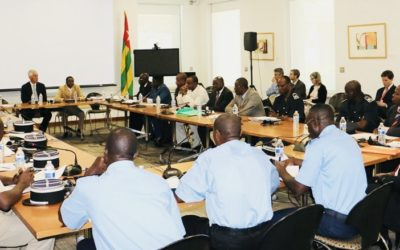 Togolese authorities receive anti-trafficking training
