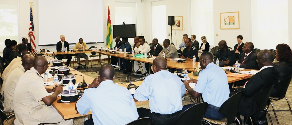 Togolese authorities receive anti-trafficking training