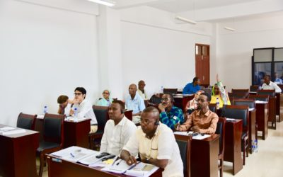 Following new TIP Law, Warnath Group Experts Lead Workshops in Djibouti