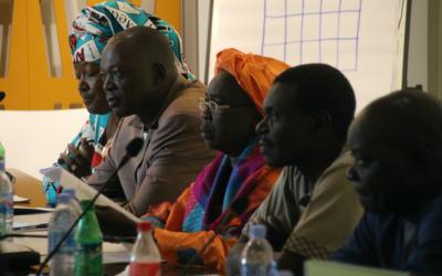Chadian Criminal Justice Actors Receive Warnath Group Anti-Trafficking Training