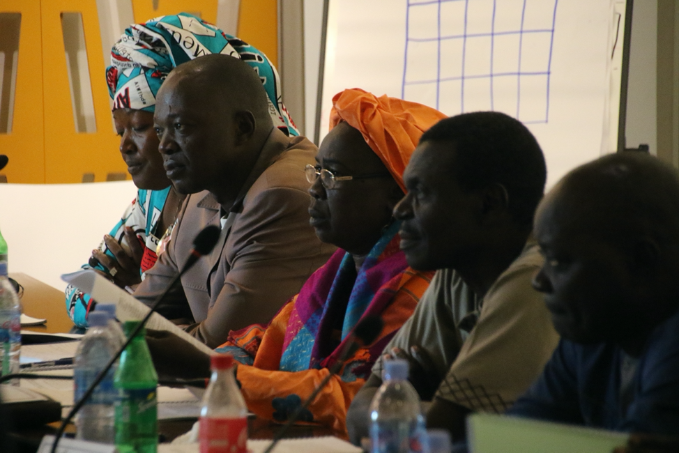 Chadian Criminal Justice Actors Receive Warnath Group Anti-Trafficking Training