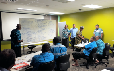 Warnath Group Provides Training to Fijian Specialized Police and Front-Line Officers